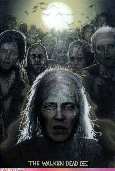 The Walken Dead