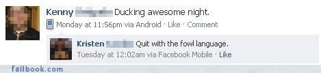 autocorrect,lol,status updates,The Spelling Wizard,win,witty comebacks