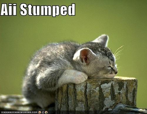 Aii Stumped