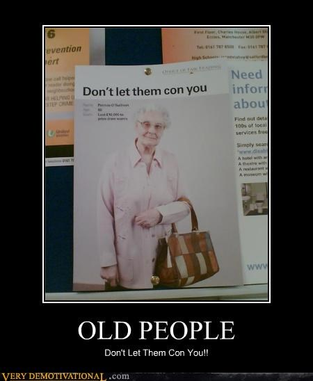 OLD PEOPLE