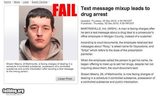 Drug Deal Fail