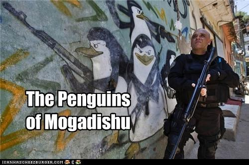 The Penguins of Mogadishu