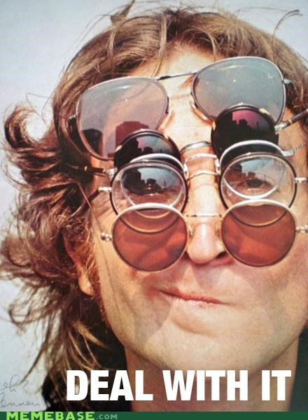 Deal With It: Lennon Style