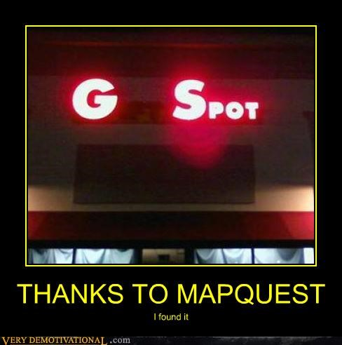 THANKS TO MAPQUEST