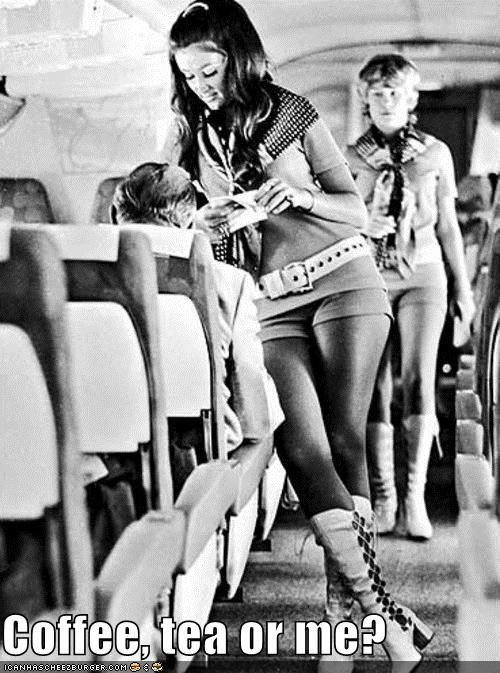 I Wish Flying Was Still This Awesome