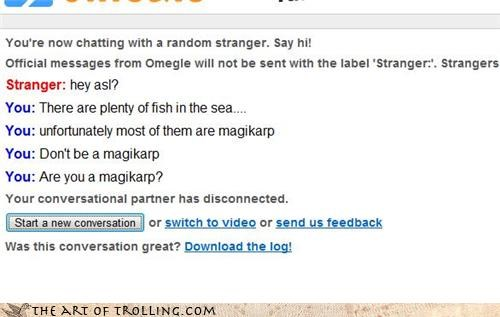 Don't Be a Magikarp