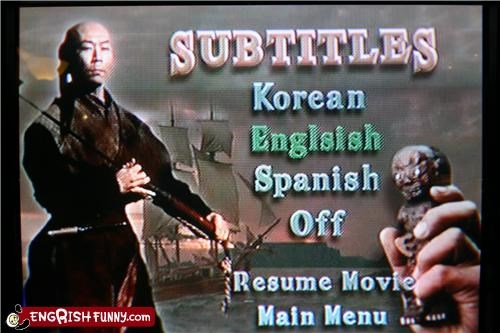 DVD,engrish,FAIL,moby dick