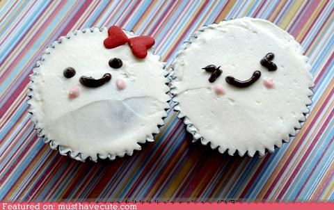 boy,couple,cupcakes,epicute,face,faces,frosting,girl,kawaii