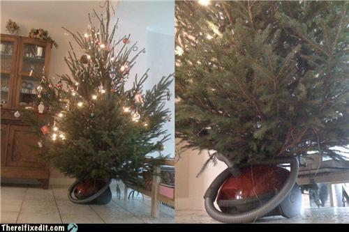abomineering,christmas,tree,vacuum