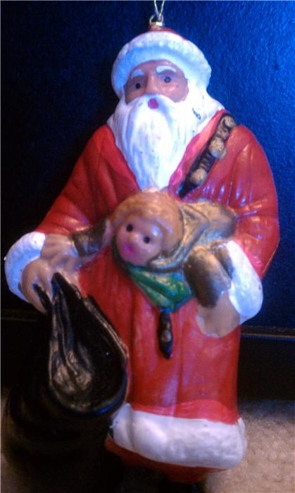 Santa The Child Abductor
