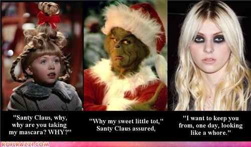 The Grinch Had Good Intentions
