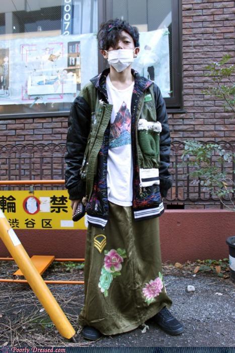 gangsta,Japan,skirt,thugs