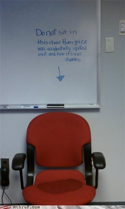 chair,ham,wet,what,whiteboard