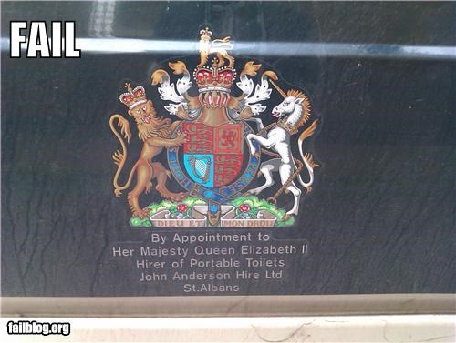 Oddly Specific: Royal Appointment Fail