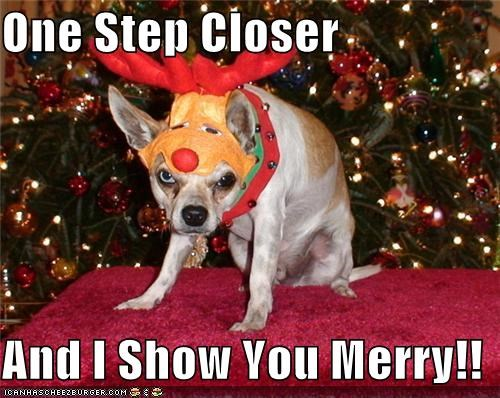 One Step Closer  And I Show You Merry!!