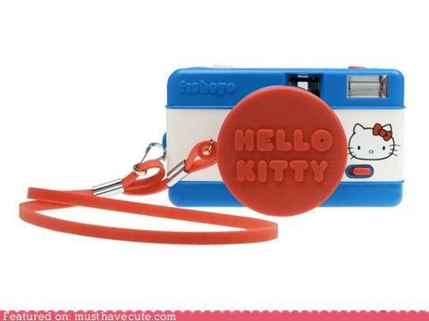 Hello Kitty Fisheye Lomo