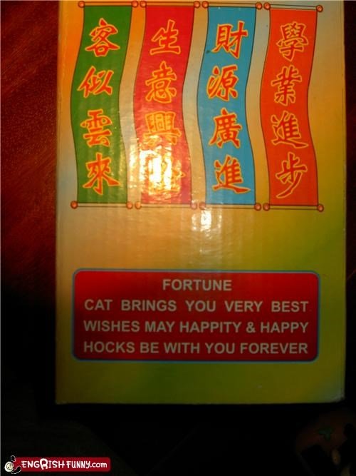 I Love Fortune Cat!
