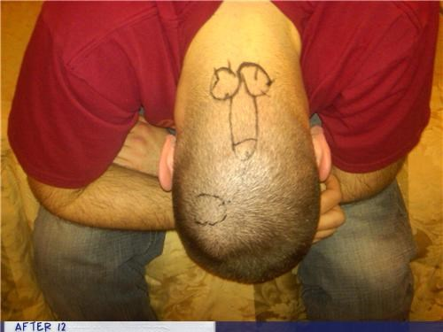 head,marker,passed out,penis,sharpie