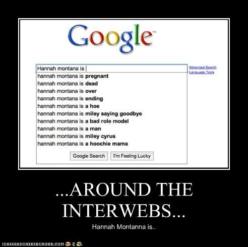 ...AROUND THE INTERWEBS...