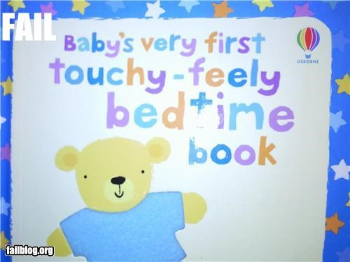 If Pedo Bear did books!