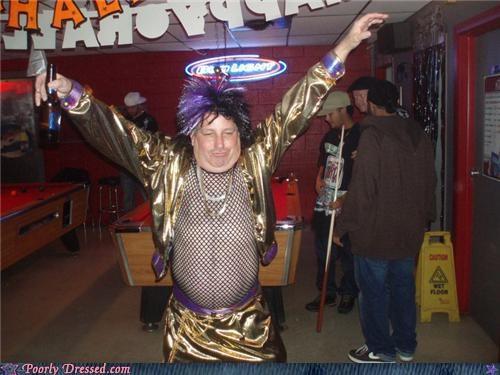 bad idea,drunk,gold,mesh,wig