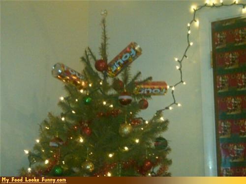 Funny Food Photos - Four Loko Christmas Tree