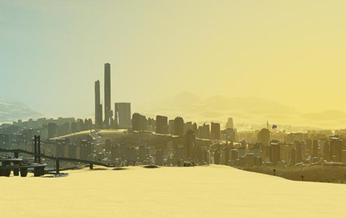 SimCity,cities skylines