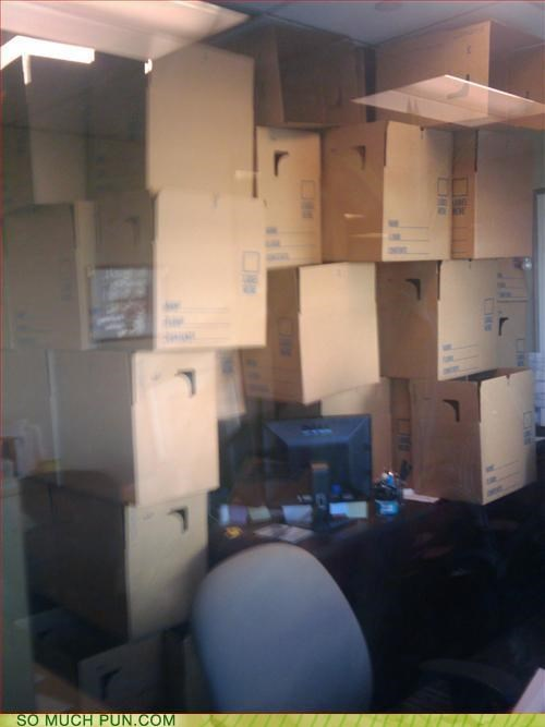 box,box office,flimsy,fourth wall,job,literalism,Office,premise,work