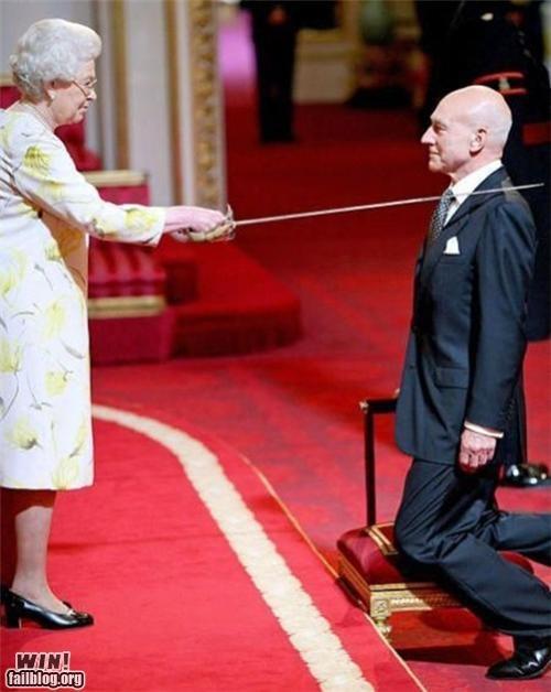 Sir Jean-Luc Picard WIN