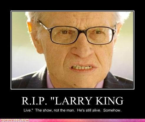 'Larry King Live' is No More