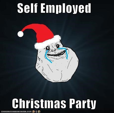 Self Employed  Christmas Party