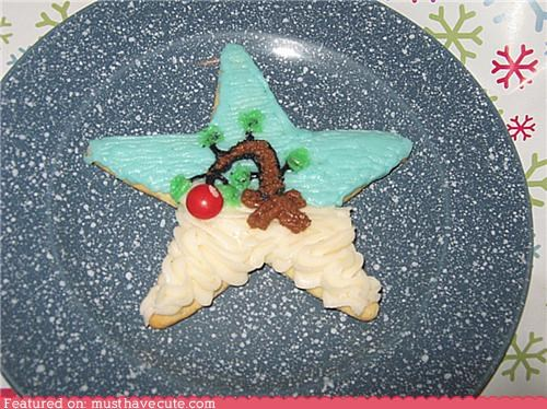 charlie brown,christmas,cookies,epicute,Sad,tree