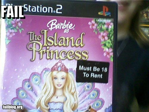 Barbie: Only for Adults