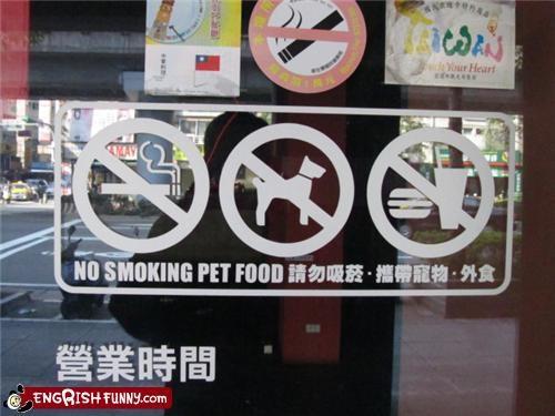 door,sign,smoking