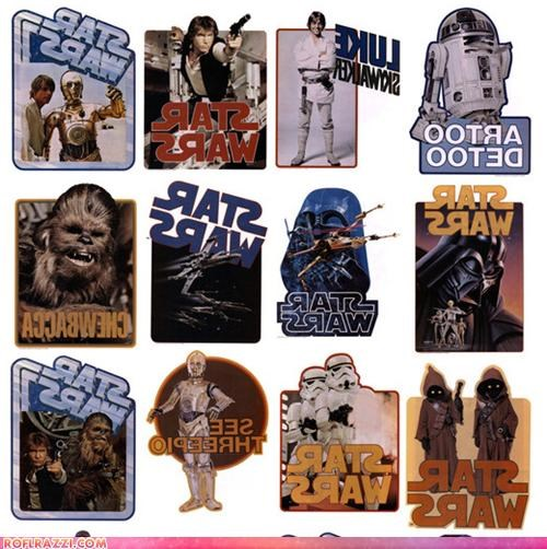 Free Stuff! Star Wars Iron-On Decals!