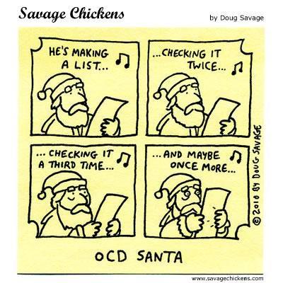christmas,comic,list,naughty,nice,ocd,santa