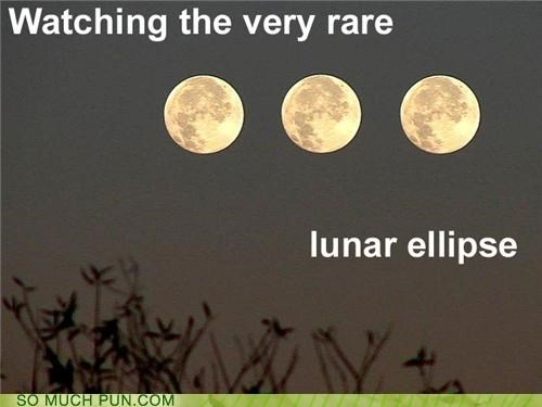 Lunar ellipse