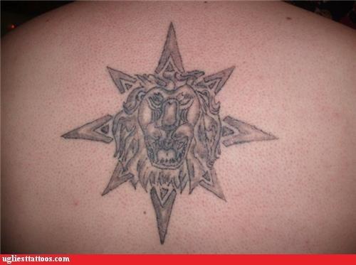 lions,tattoos