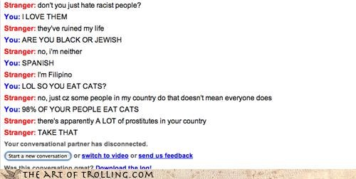 burn,Cats,cats and more cats,Omegle,stds get it