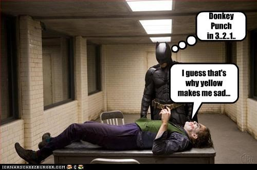 Batman Is An Excellent Therapist