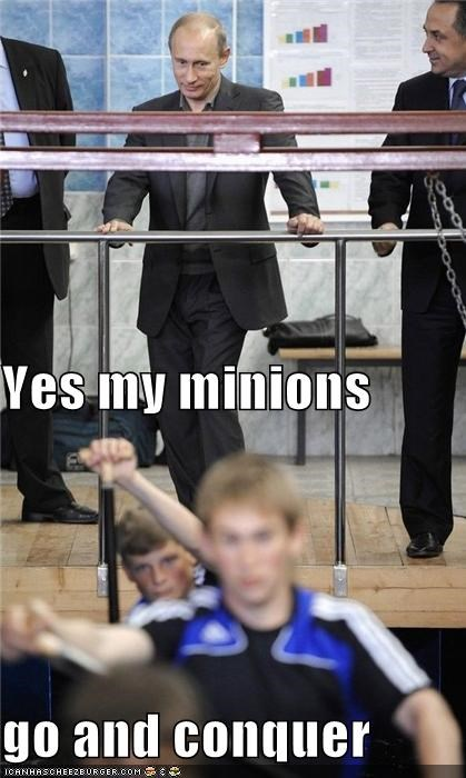 Yes my minions go and conquer