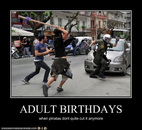 ADULT BIRTHDAYS