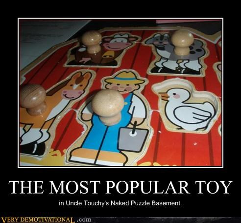 THE MOST POPULAR TOY