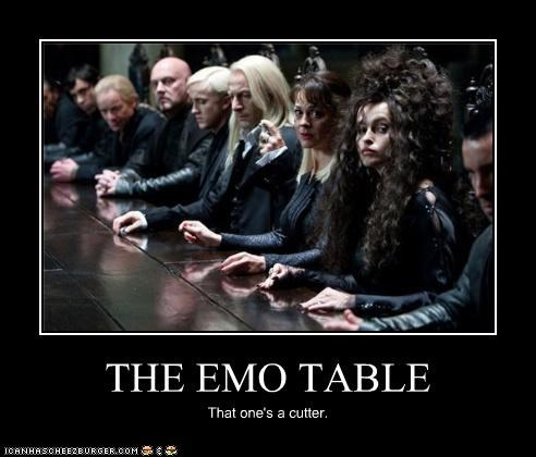 THE EMO TABLE