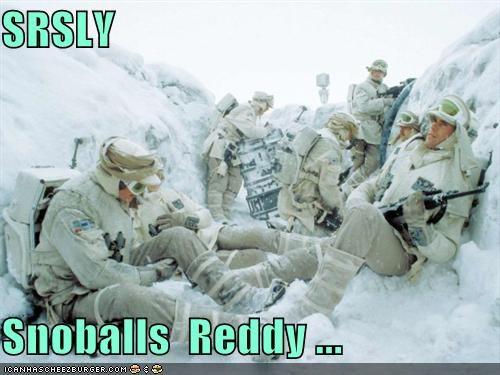 SRSLY  Snoballs  Reddy ...