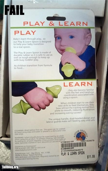 Play and Learn... Spoon?