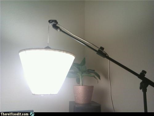 The Lamp You Can Sing Into
