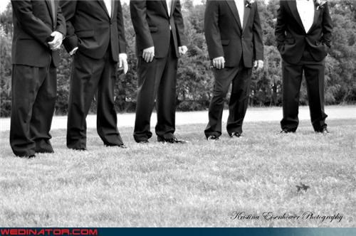 Headless Groomsmen