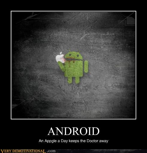 android,apple,Blood,doctors,droid,mac,old sayings