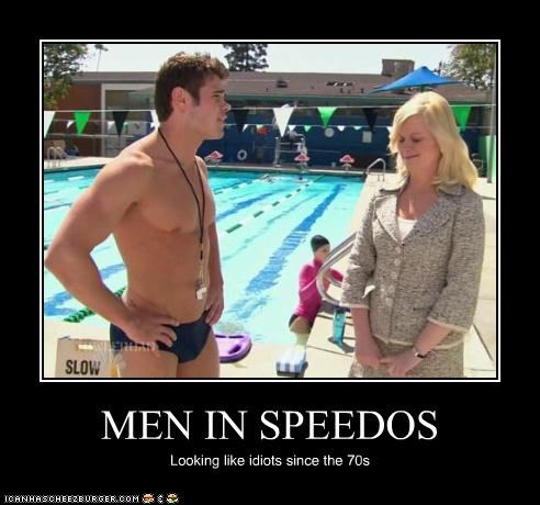 MEN IN SPEEDOS